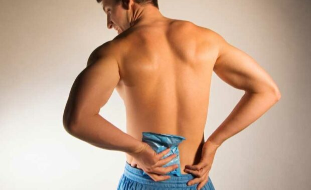ice vs heat for back pain